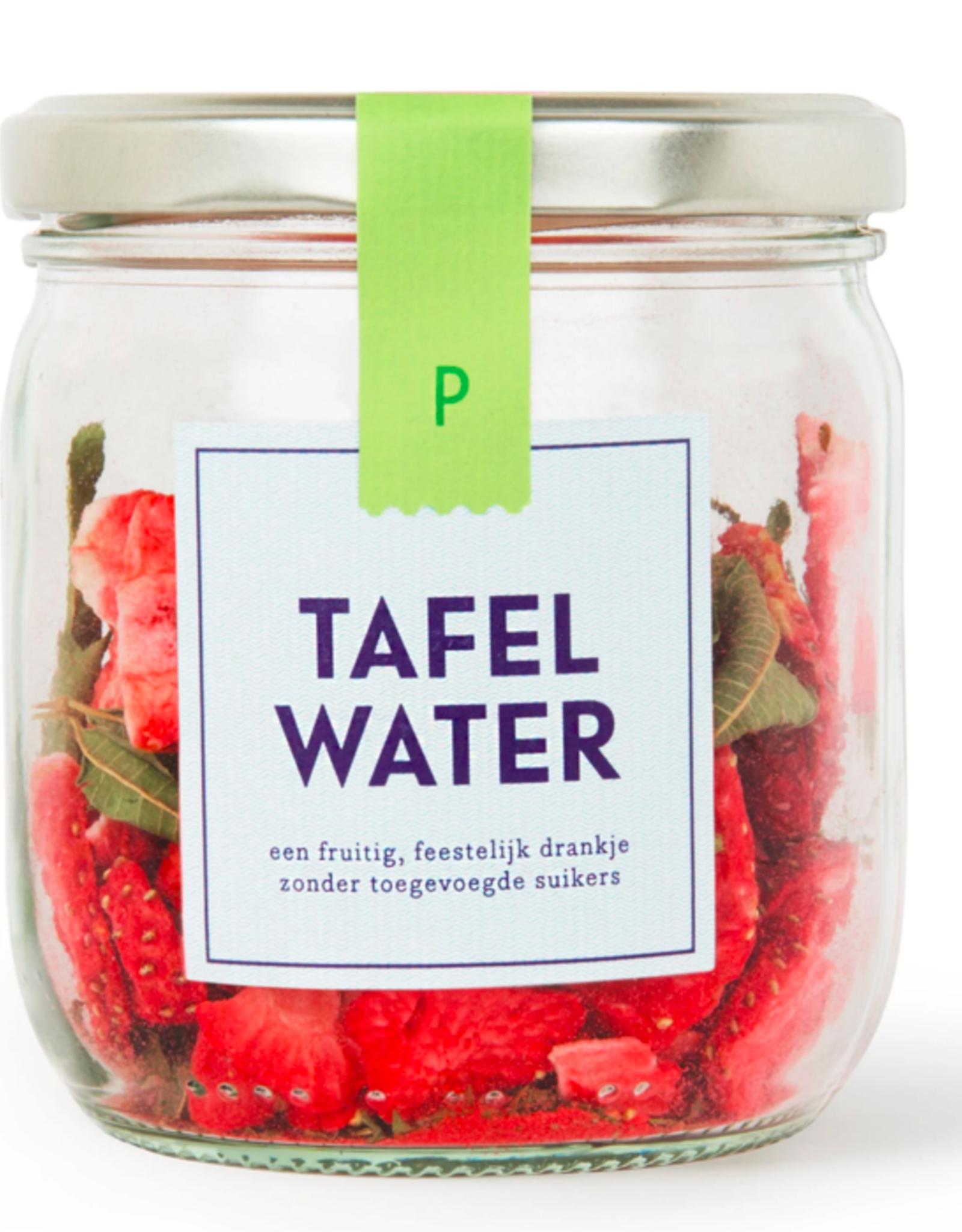 Pineut Pineut - Tafelwater Refill - Aardbei verveine