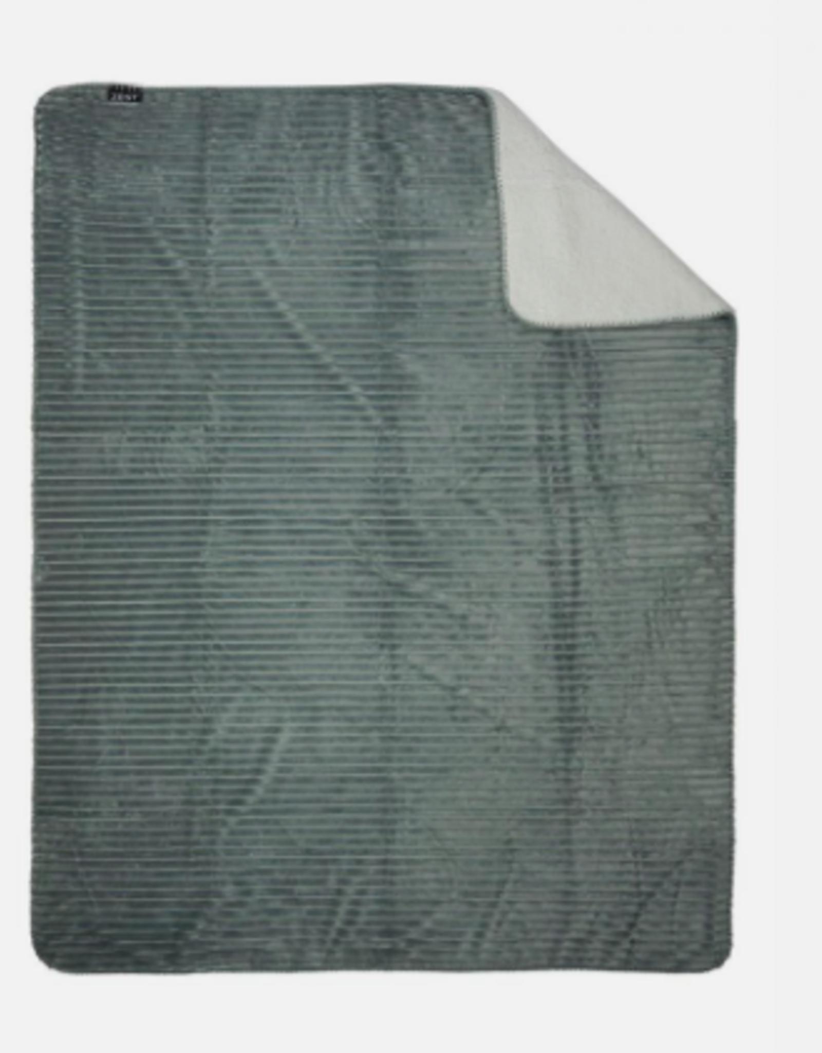 Zest Plaid super soft - Licht grijs