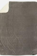 Zest Plaid super soft - Taupe spikkel