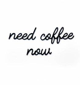 Goegezegd Goegezegd - need coffee now