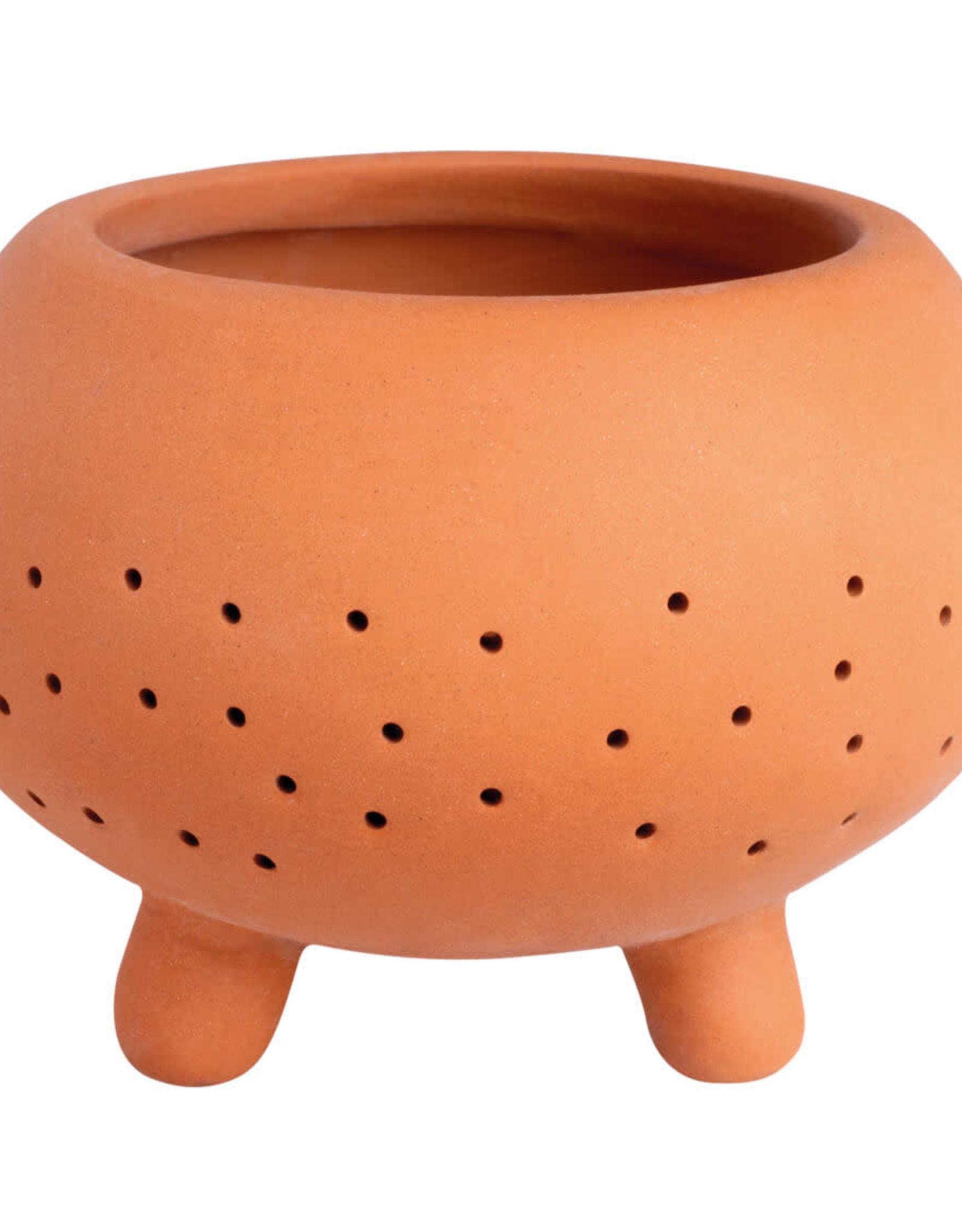 Räder Räder - Outdoor terracotta tealight - large
