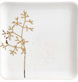 Räder Räder - Gold twig plate