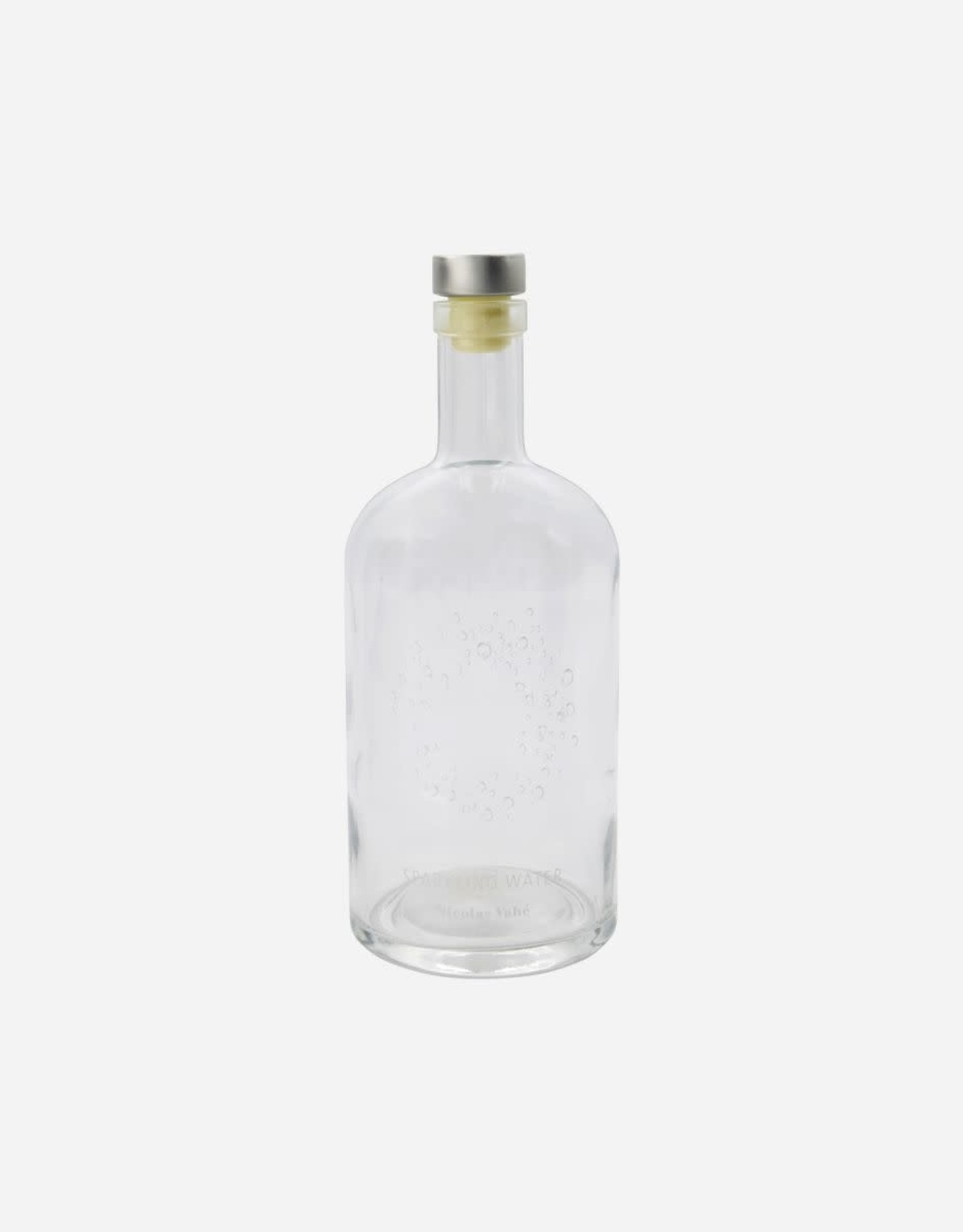 Nicolas Vahé Nicolas Vahe - Bottle with lid - Sparkiling - Clear