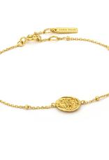 Ania Haie Ania Haie - Emblem beaded Bracelet - gold