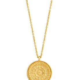 Ania Haie Ania Haie - Verginia sun necklace - gold