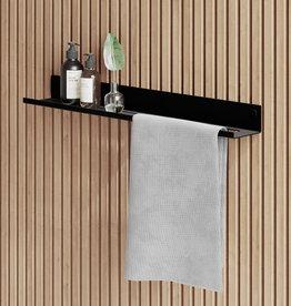 Fink Fink - Roma bathroom shelves  black L