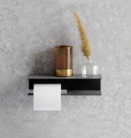 Fink Fink - Berno toilet paper holder black M