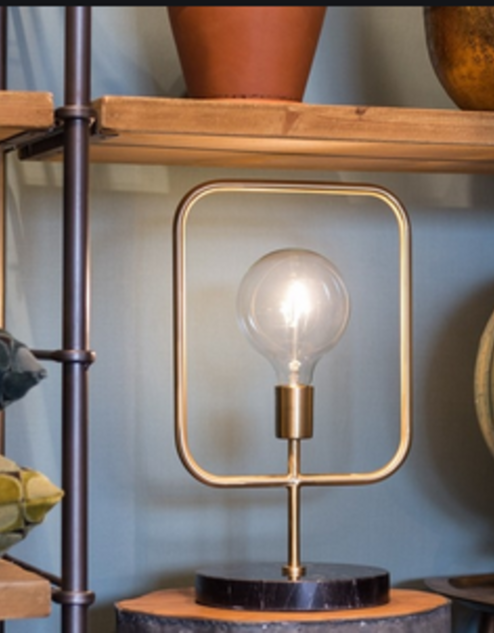 Dutchbone Dutchbone - table lamp Cubo