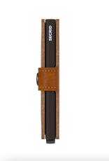 Secrid Secrid - Miniwallet - Original Cognac