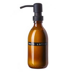 Wellmark Wellmark - Handcrème bruin glas - black - 250ml - Hand lotion