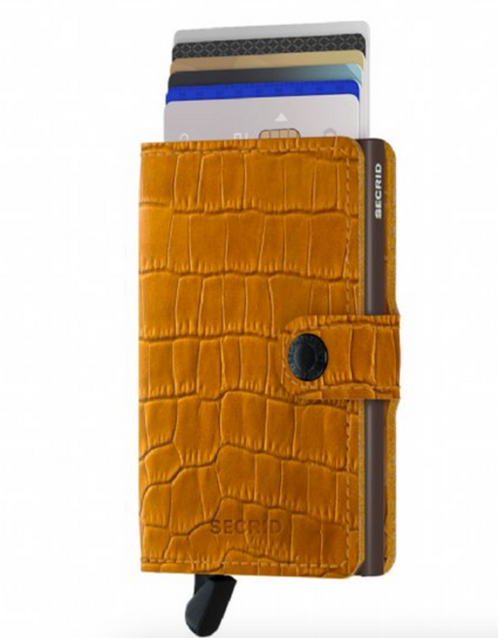 Secrid Secrid - Miniwallet - Vintage Ochre - Brown