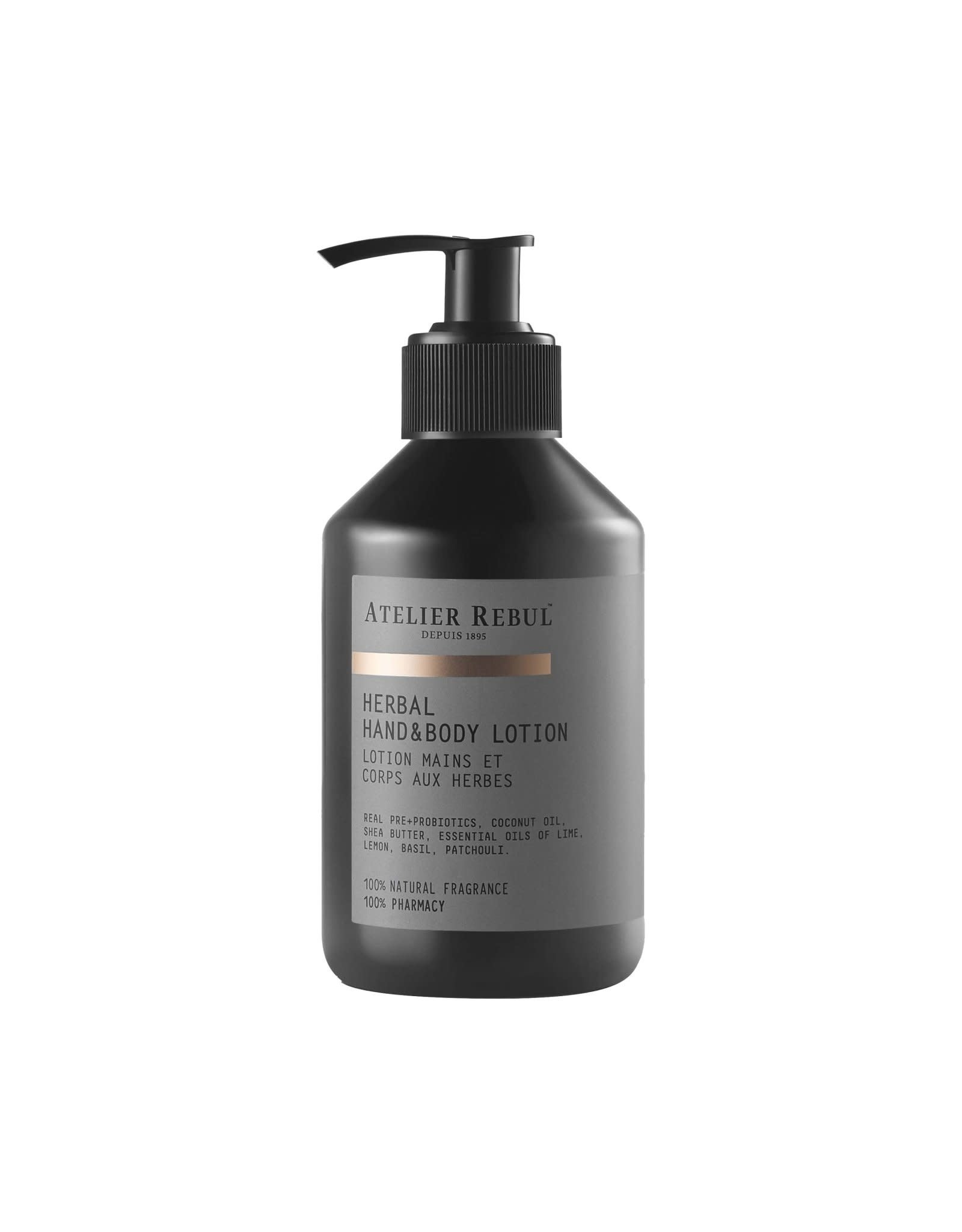 Atelier Rebul Atelier Rebul - Pharacy de-stress hand and body lotion 250 ml