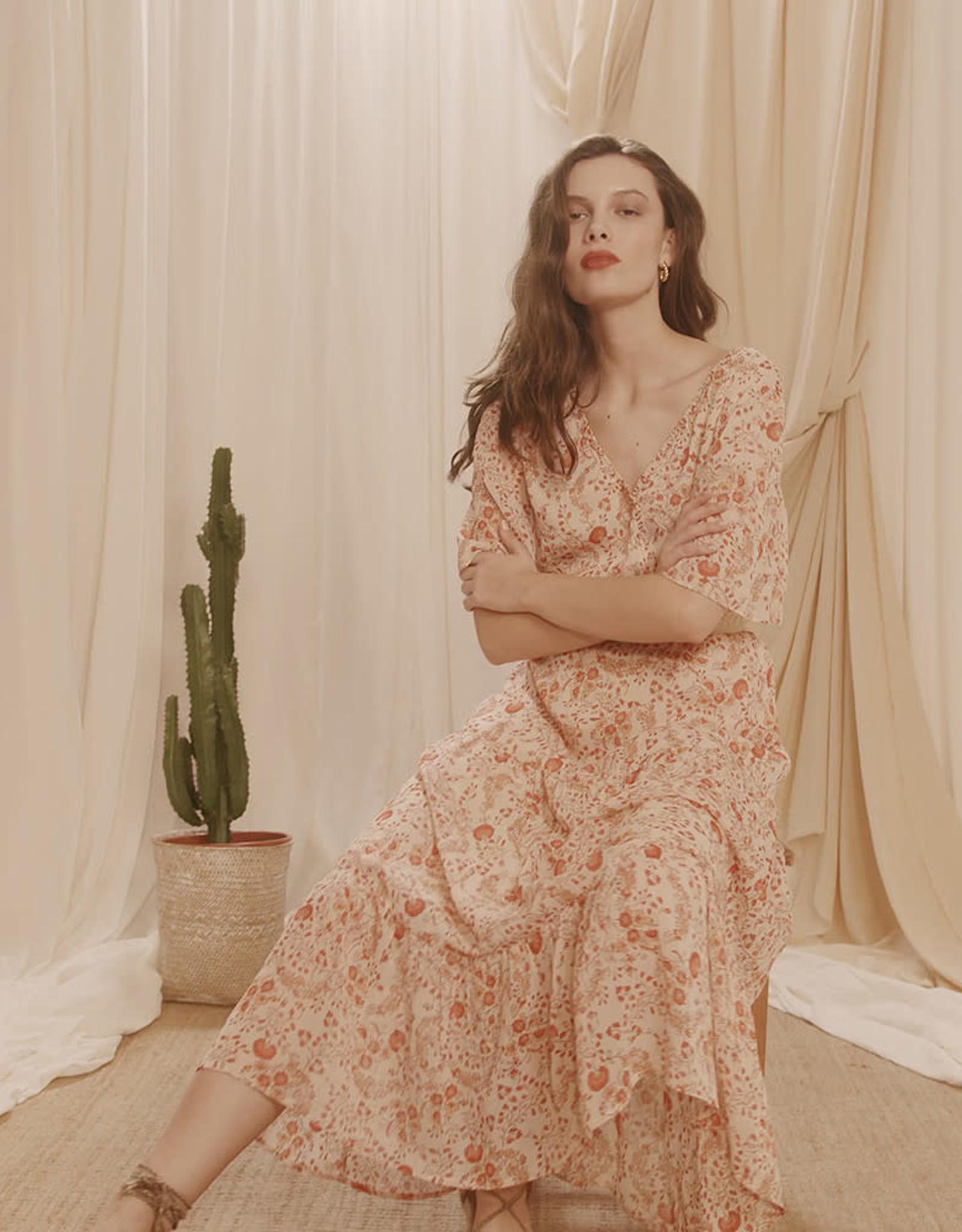 Grace & Mila Grace & Mila - Clemence jurk