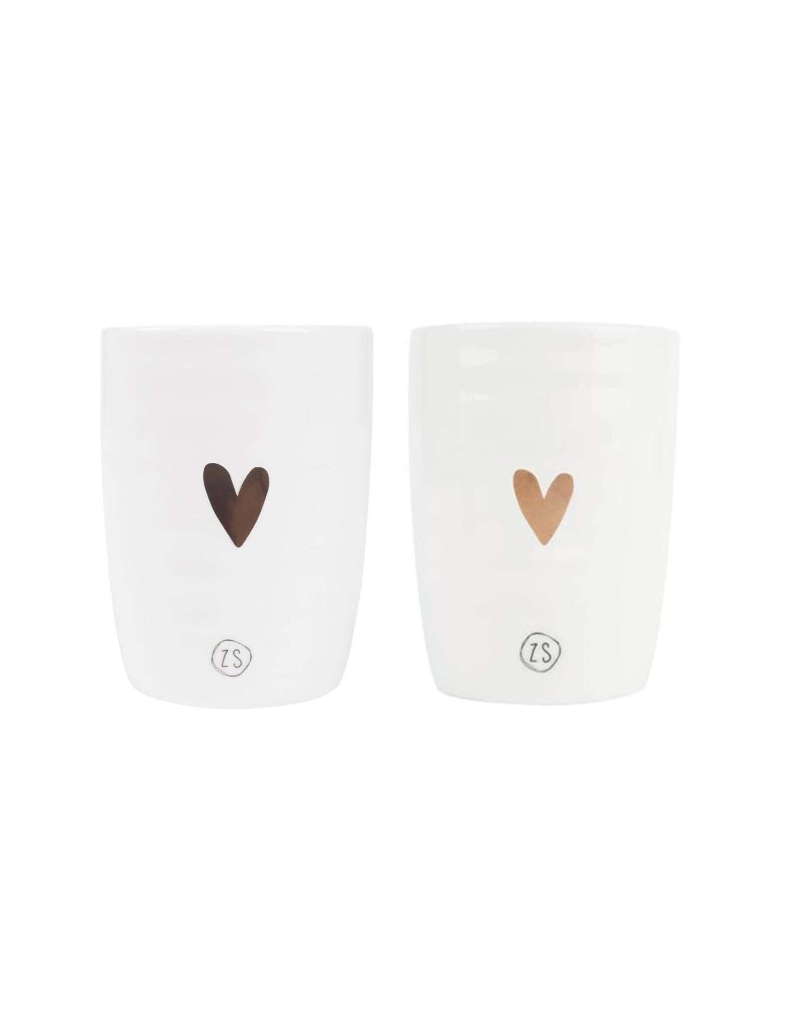 Zusss Zusss - Koffiemok Hartje
