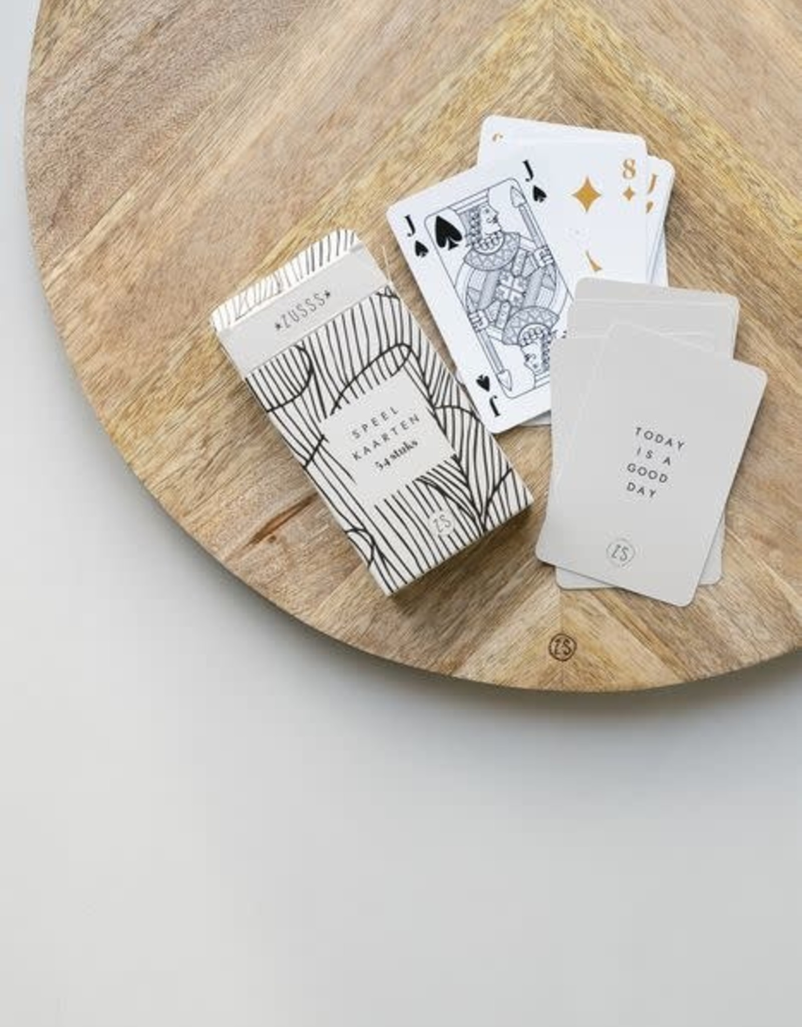 Zusss Zusss - Kaartspel in een doosje