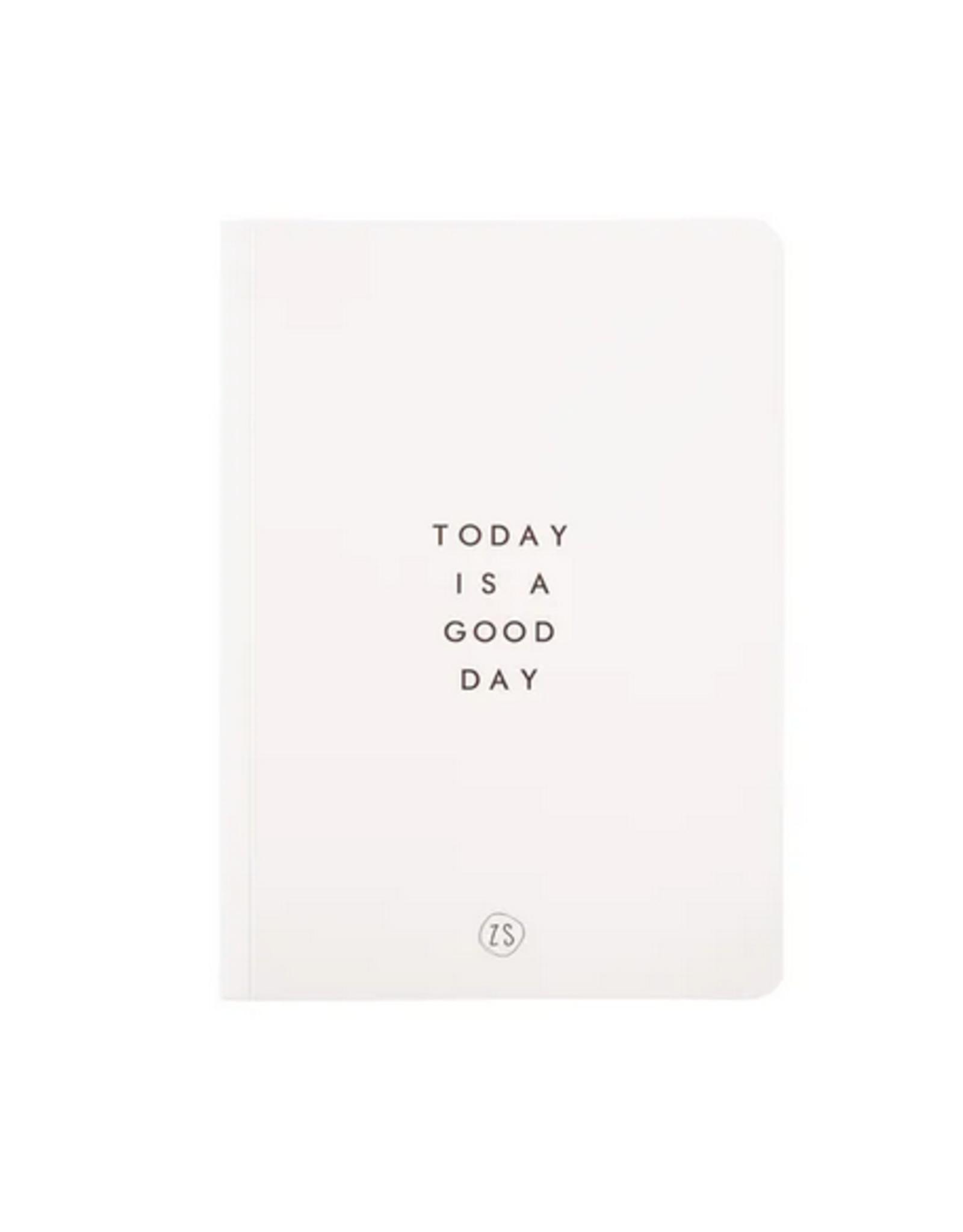 Zusss Zusss - Schriftje - Good day - Wit