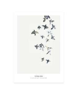 My deer art shop My deer art - mini prints - Flying high - A5