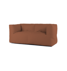 Bryck Bryck - couch 2 zit - Ecollection - orange
