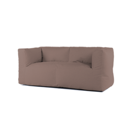 Bryck Bryck - couch 2 zit - Smooth collection - light brown