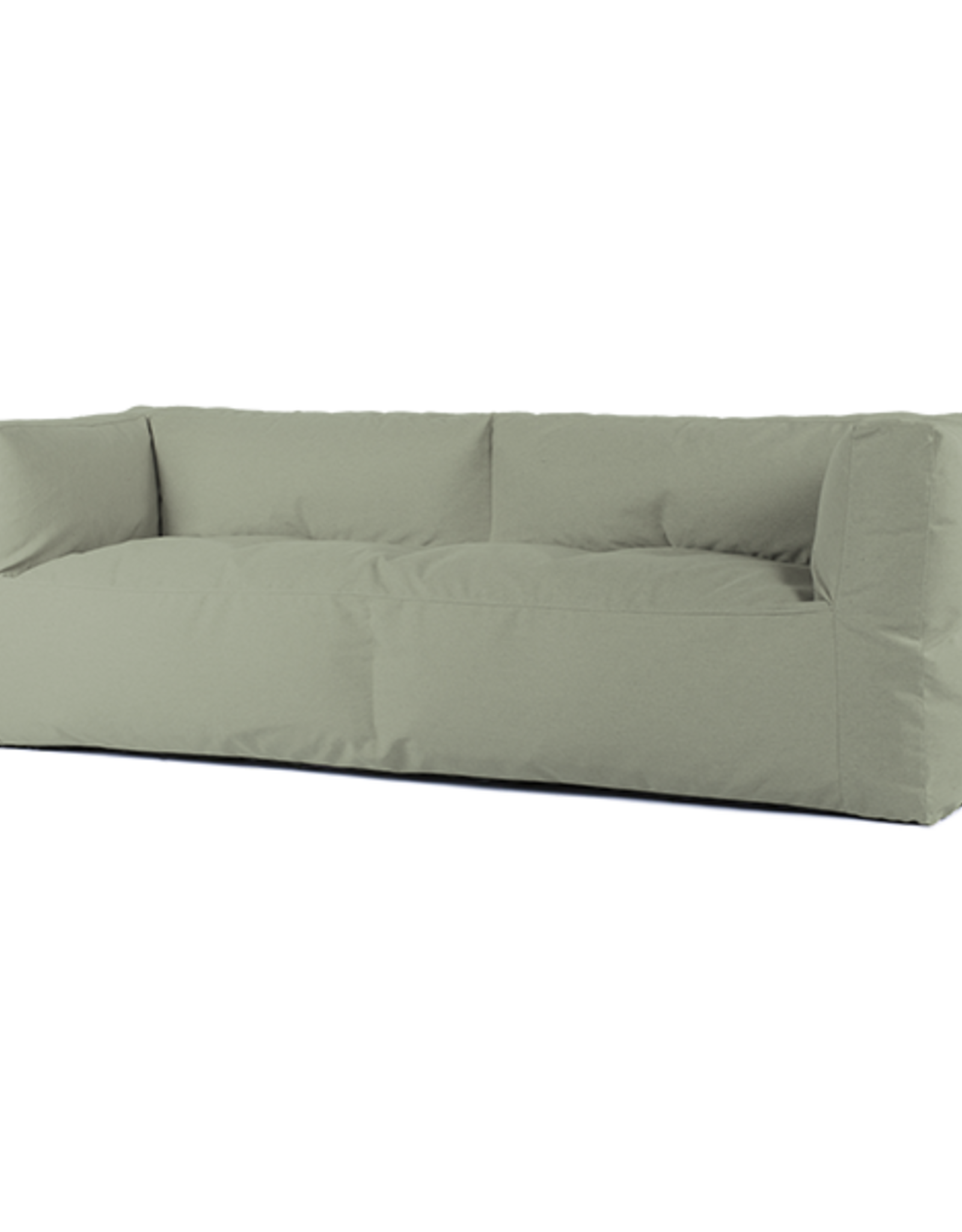 Bryck Bryck - couch 3 zit - Ecocollection - green