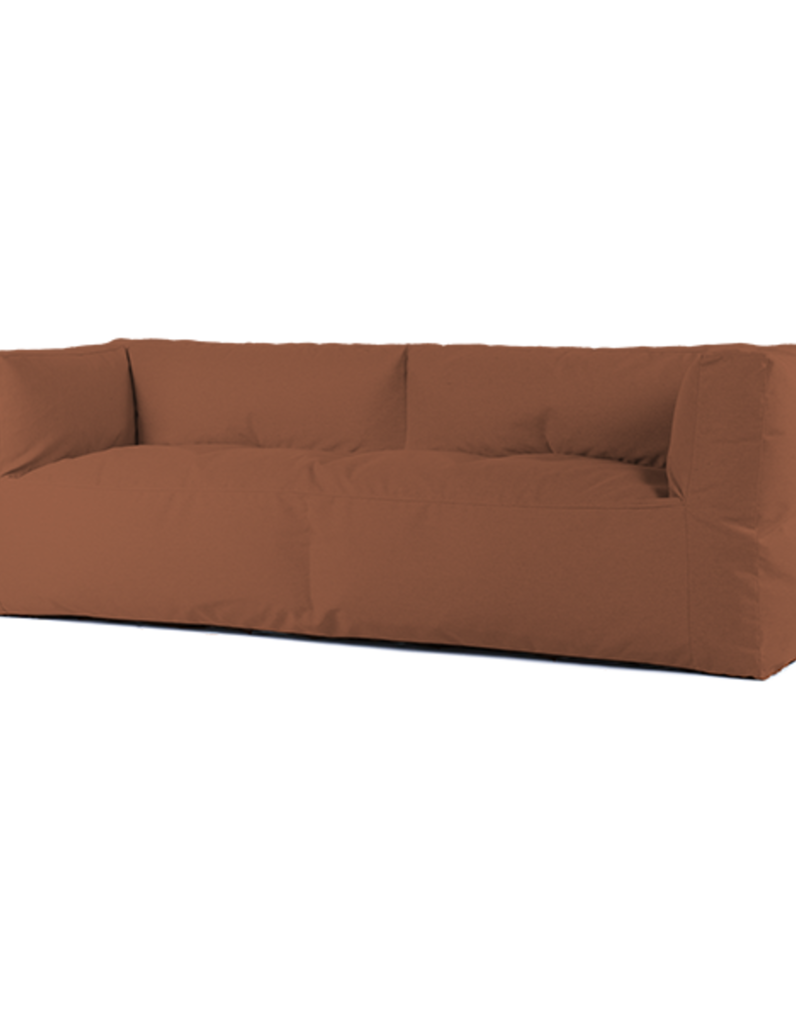 Bryck Bryck - couch 3 zit - Ecocollection - orange