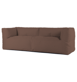 Bryck Bryck - couch 3 zit - Ecocollection - brown