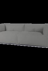 Bryck Bryck - couch 3 zit - Ecocollection - medium grey