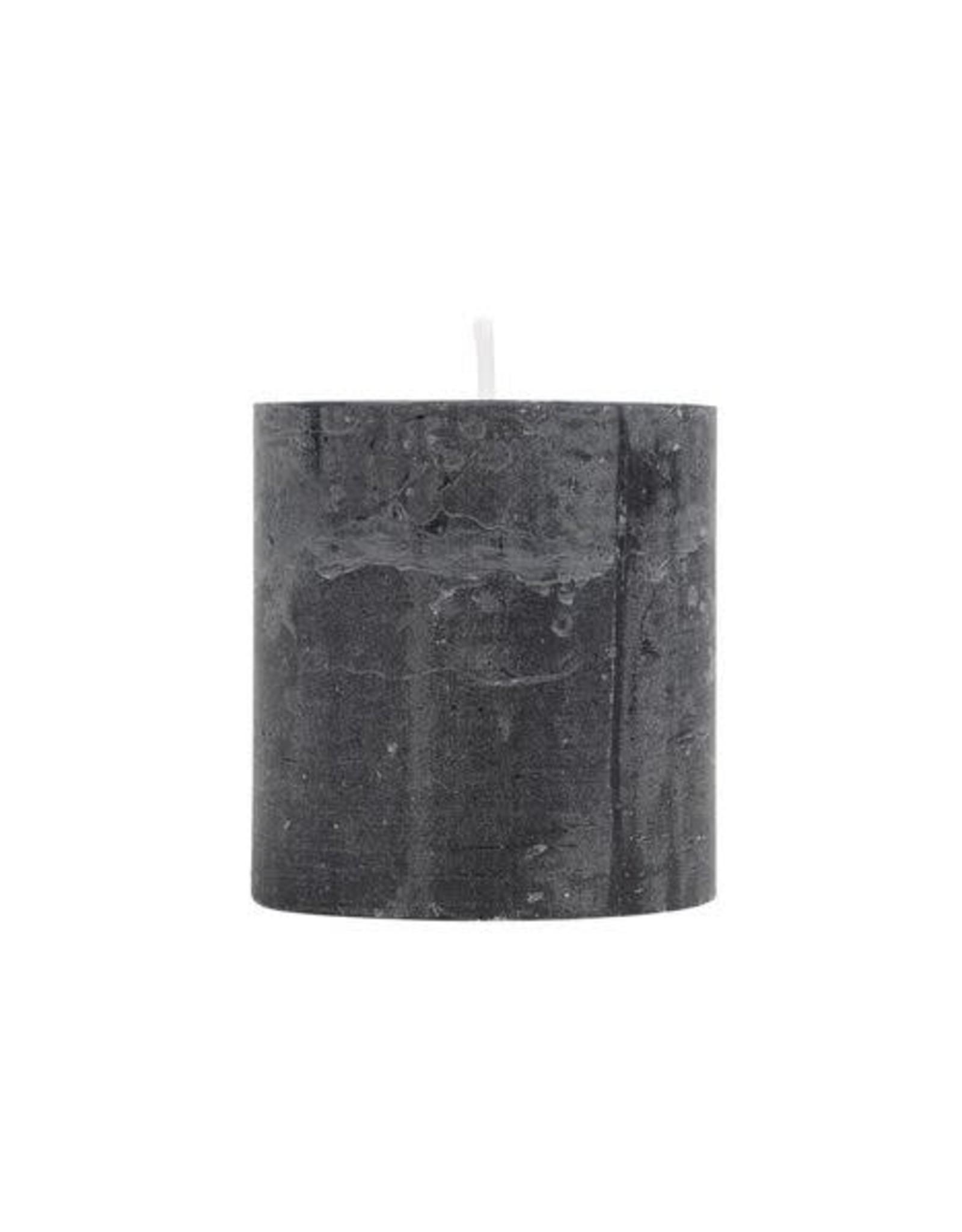 Zusss Zusss - Stompkaars dia7cm zwart