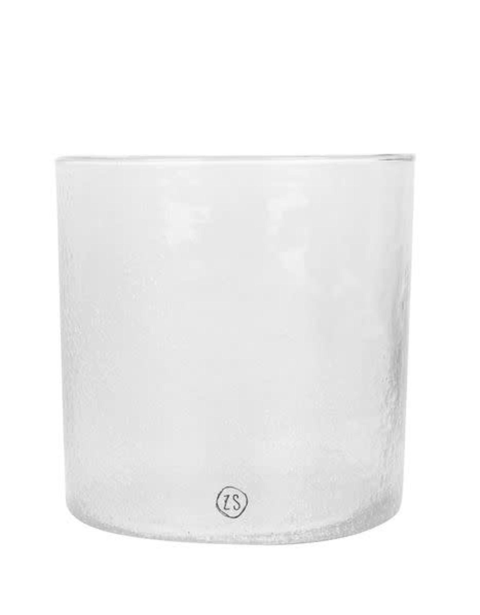 Zusss Zusss - Kaarsenhouder frosted glas