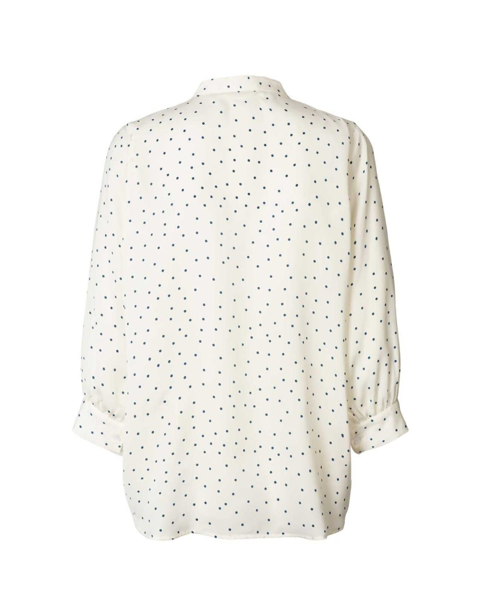 Lolly's Laundry Lollys Laundry - Ralph shirt - Creme