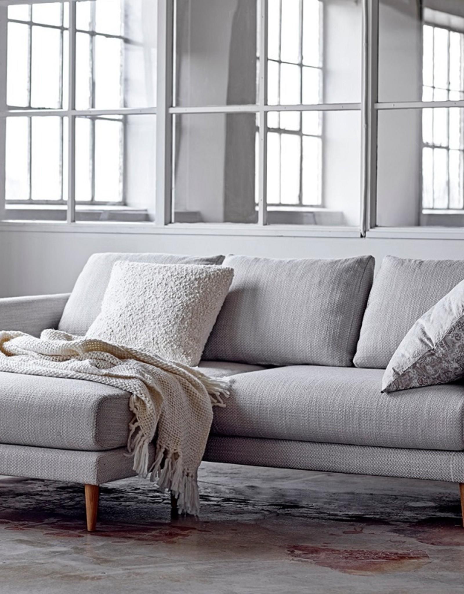 Bloomingville Bloomingville - Goda cushion nature 50x50