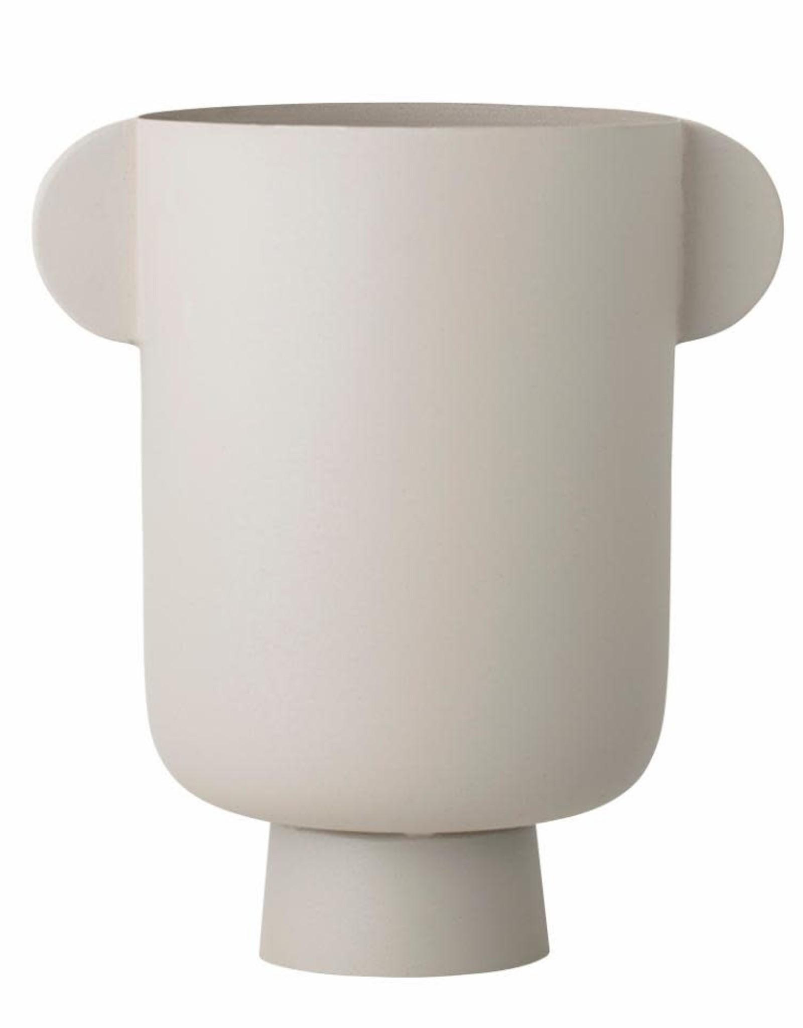 Bloomingville Bloomingville - Irie vase, nature, metal
