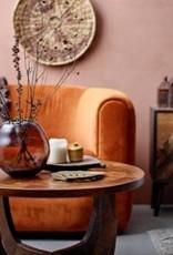 Bloomingville Bloomingville - Nima vase, brown, glass
