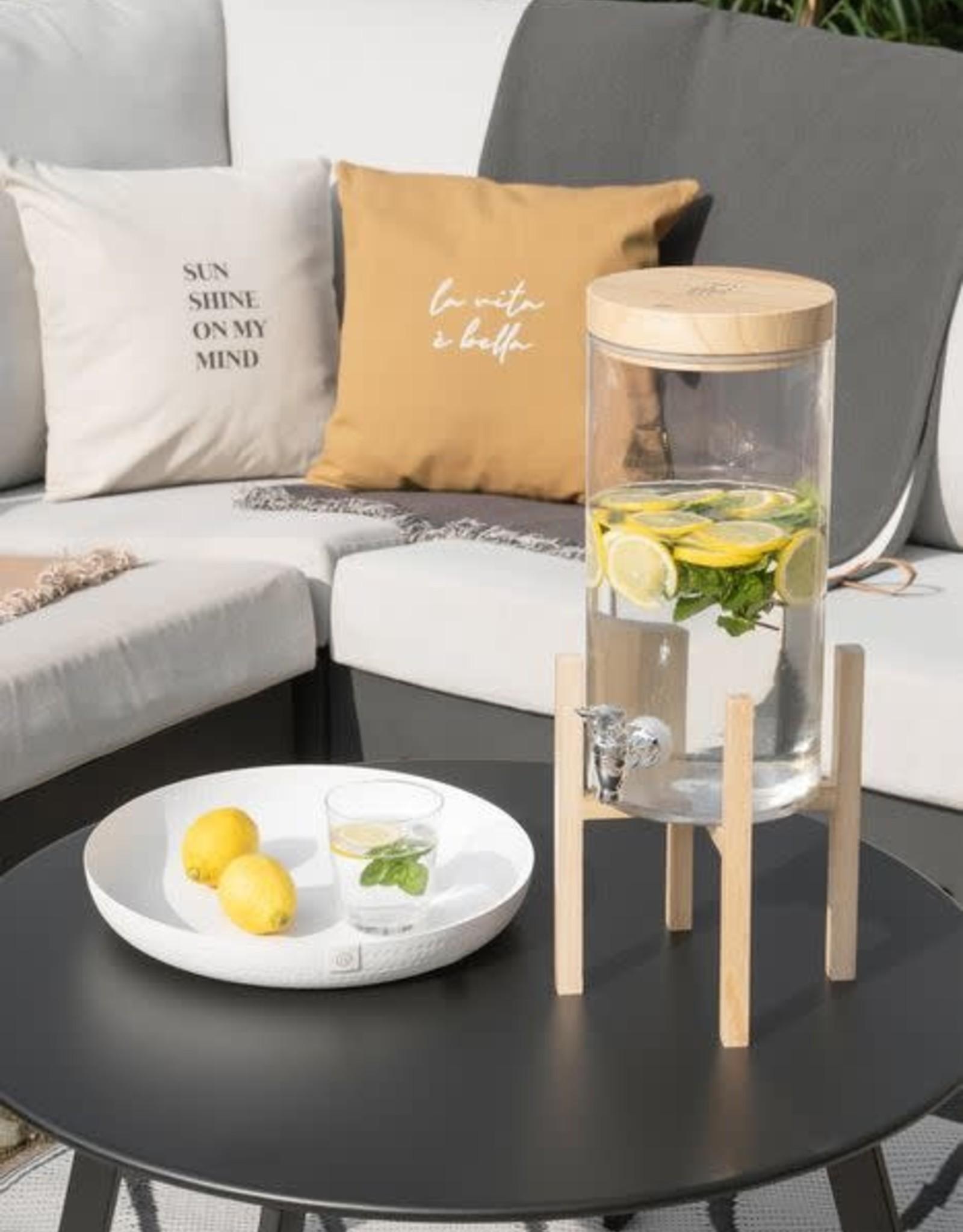 Zusss Zusss - Limonadetap good day 5L glas