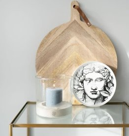 Zusss Zusss - Houten serveerplank rond 40 cm