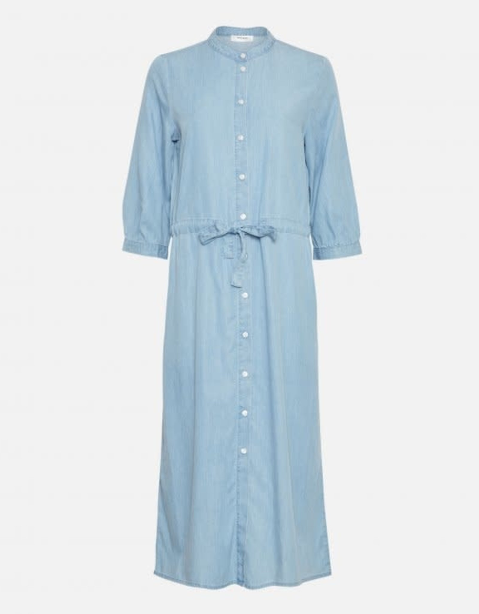 Moss Copenhagen MSCH - Jaina 3/4 dress - blue