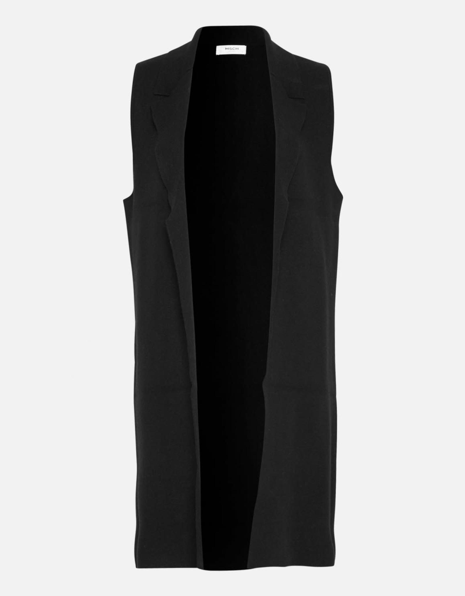 Moss Copenhagen MSCH - Idrina Elleven vest - black