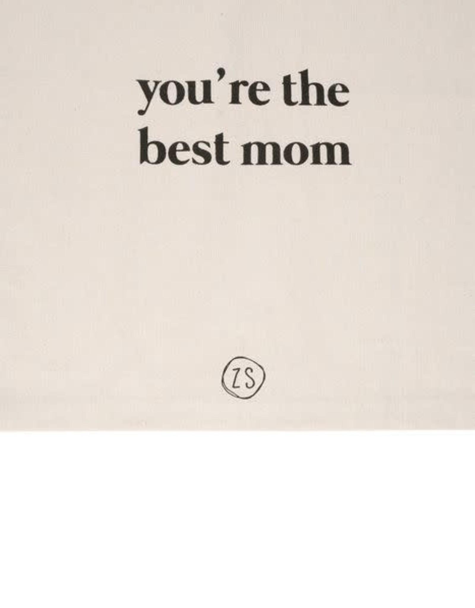 Zusss Zusss - Katoenen tasje best mom