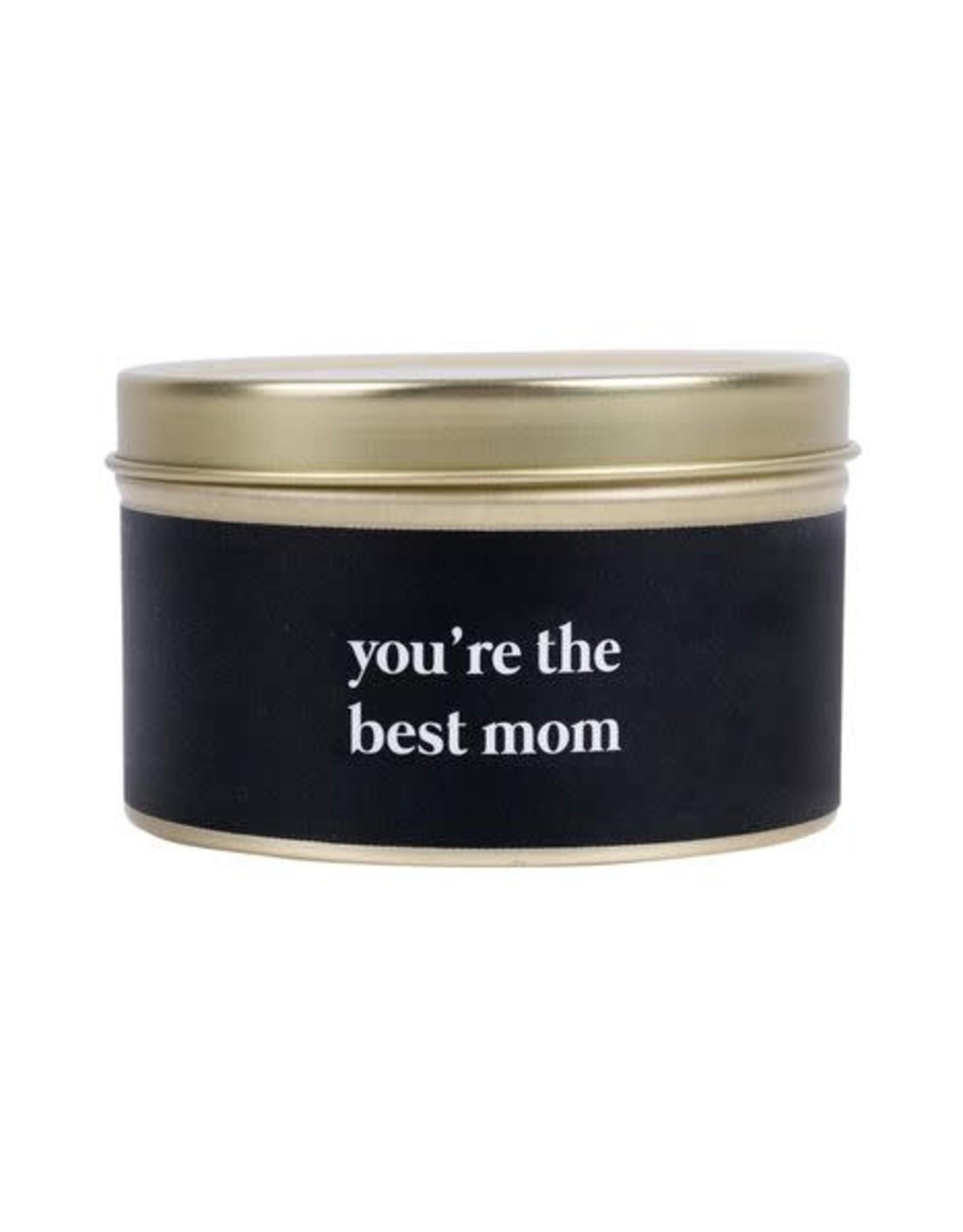 Zusss Zusss - Geurkaars in blik best mom
