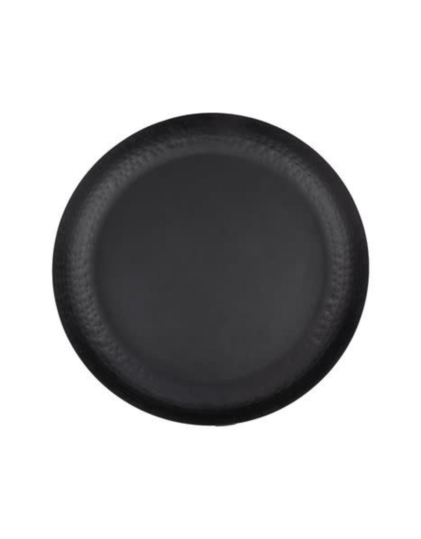 Zusss Zusss - Styling bord metaal 30cm zwart