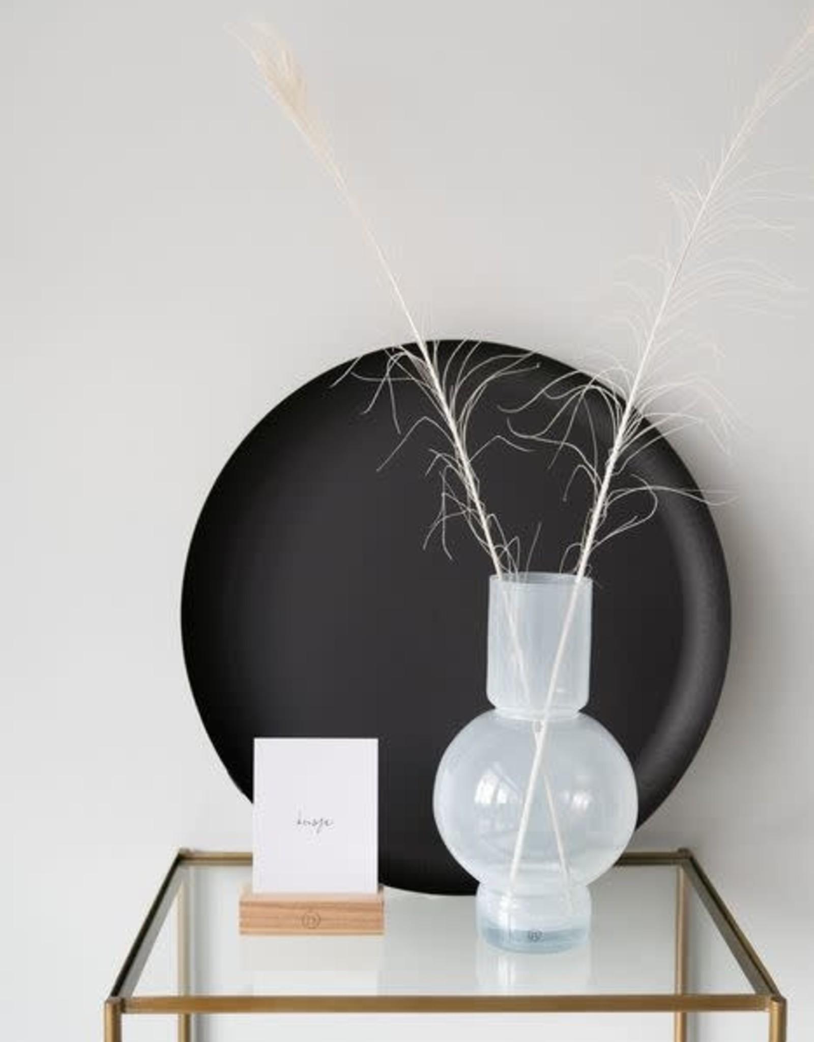 Zusss Zusss  - Styling bord metaal 50cm zwart