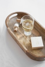Zusss Zusss - Wijnglas gerecycled glas