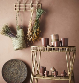 Madam Stoltz Madam Stoltz - Hanging Baskets - Set of 2 - d15/ d21 cm