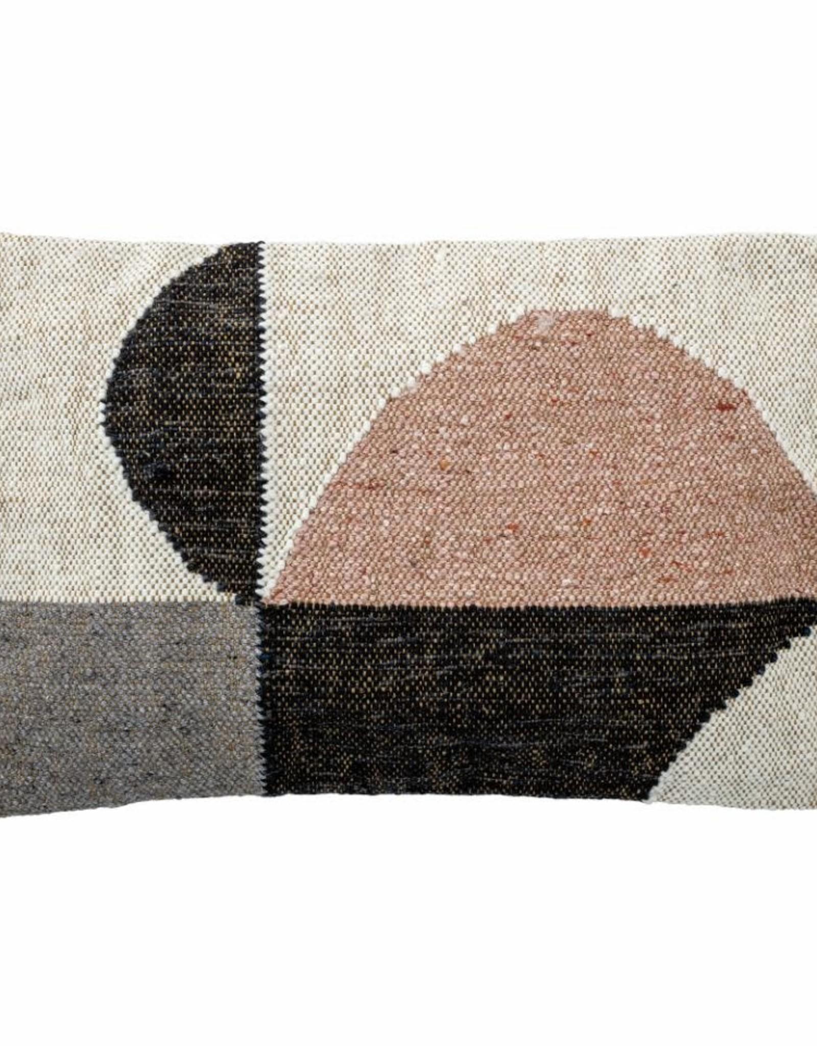 Bloomingville Blooming - Gigi Cushion, Nature cotton