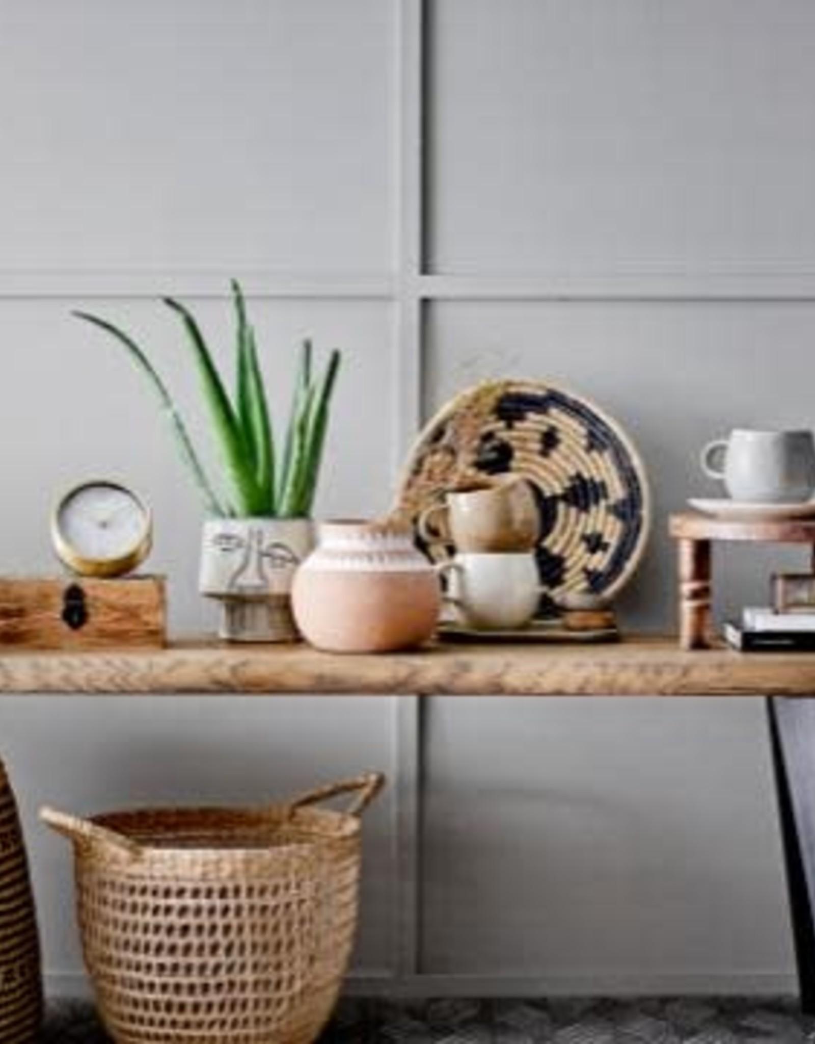 Bloomingville Bloomingville - Sacad flowerpot, grey, stoneware