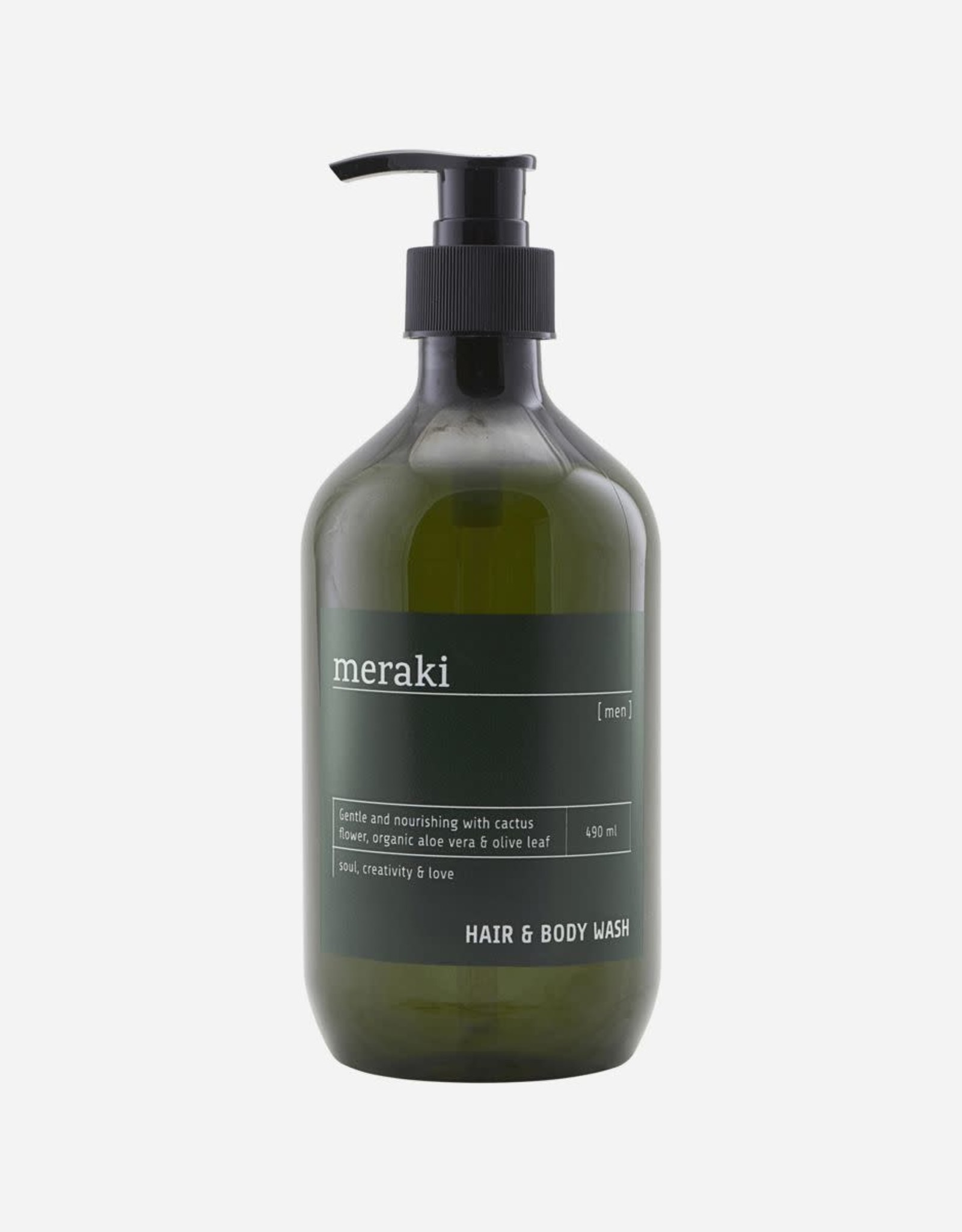 Meraki Meraki - Hair & body wash, Harvest moon