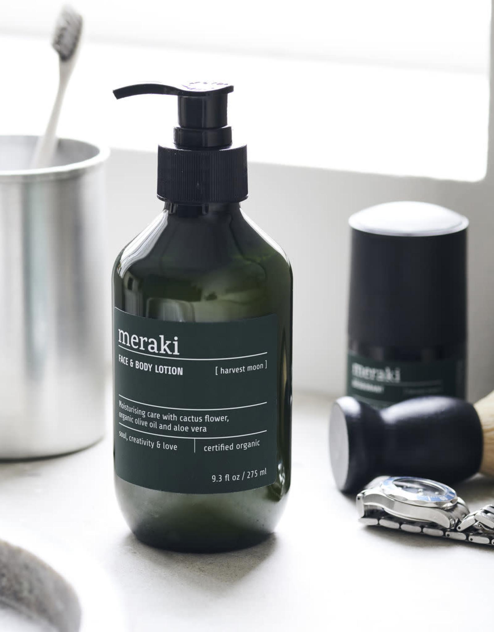 Meraki Meraki - Face & body lotion, harvest moon