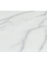 Stoned - White Marble - Square Board - M