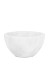 Stoned - White Marble - Bowl - M