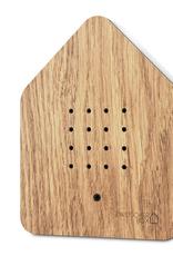 Zwitscherbox Zwitscherbox - Oak/white